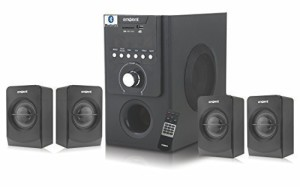 Envent 4.1 Bluetooth Hometheatre Speaker