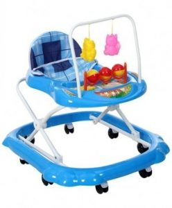 Fab N Funky Baby Musical Walker on Firstcry