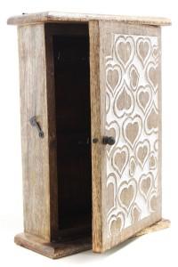 Wooden Key Cabinet Box Holder on amazon