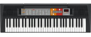 Yamaha PSR-F50 Portable Keyboard with Adaptor