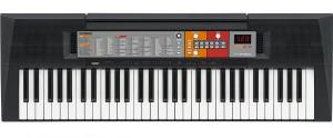 Yamaha PSR-F50 Portable Keyboard with Adaptor