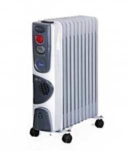 Glen Oil Filled Radiator on Snapdeal