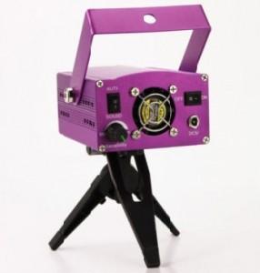 Mini Projector DJ Disco Light on ebay