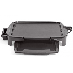 Oster Electric Griddle with Warming Tray on amazon