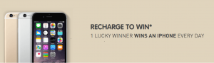Recharge To Win Contest on Snapdeal