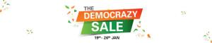 The Democrazy Sale on ebay