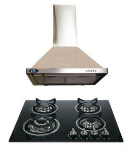 Zen Germany Hood Chimney & cook top Combo on pepperfry