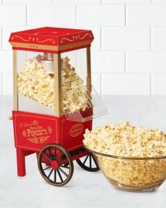 nostalgia elecrtics vintage hot air popcorn maker on amazon