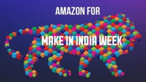 Amazon Make In India Week Offer