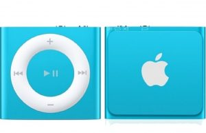 Apple iPod Shuffle on amazon
