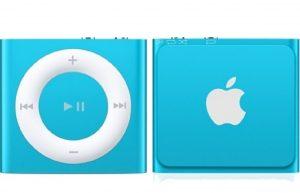 Apple iPod Shuffle on amazon