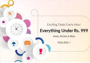 Snapdeal Hourly Deals