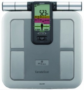 Omron Body Composition Monitor from Amazon