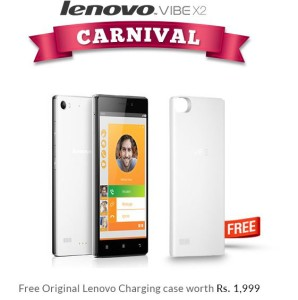 Lenovo Vibe X2 Smartphone on Snapdeal