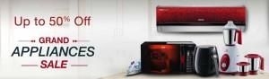 Amazon Grand Appliances Sale