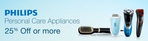 Amazon Personal Care Appliance Offer