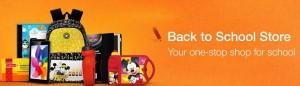 Amazon Back To School Store