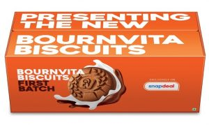 Bournvita Biscuit on Snapdeal