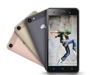Micromax Canvas Spark 2 Plus on snapdeal