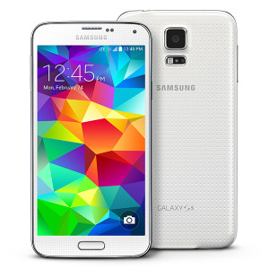 Samsung Galaxy S5 from Flipkart