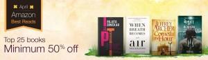 Amazon Books Offer