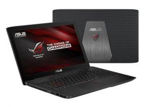 Asus ROG Gaming Laptop on Amazon