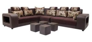 Woodpecker Sofa Set from Amazon