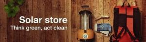 Amazon Solar Store