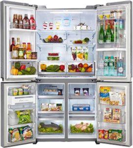 LG Side by Side Refrigerator from Flipkart