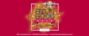 TataCliq Feel Good Sale
