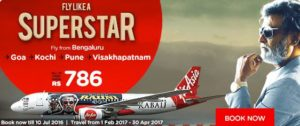 Air Asia Monsoon Offer