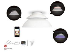 Philips Hue LED Smart Bulb from Flipkart