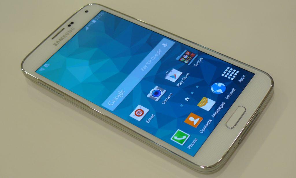 Buy samsung Galaxy S5 Flipkart