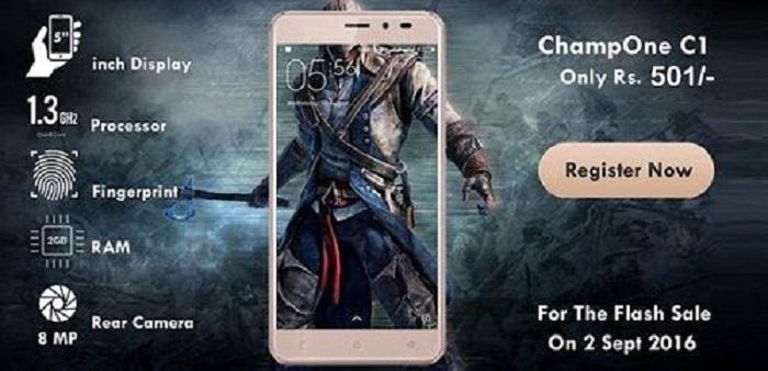 ChampOne C1 Mobile
