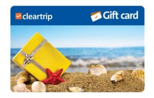Amazon Cleartrip EGift Card Offer