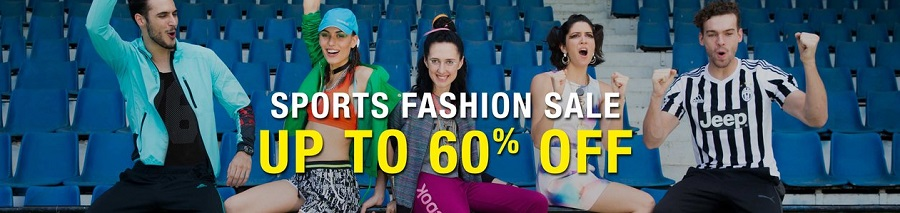 Amazon Sports Fashion Sale