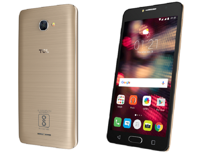 TCL 562 Mobile