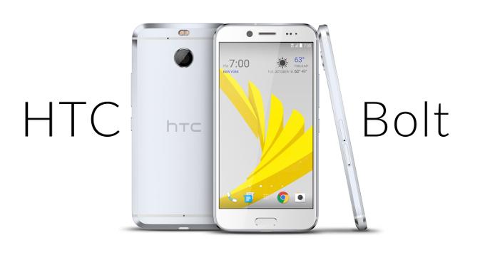 HTC Bolt Smartphone Flipkart