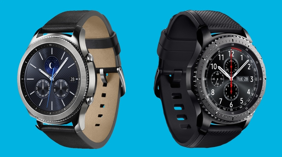 Buy Samsung Gear S3 Frontier/Classic Amazon- Launched