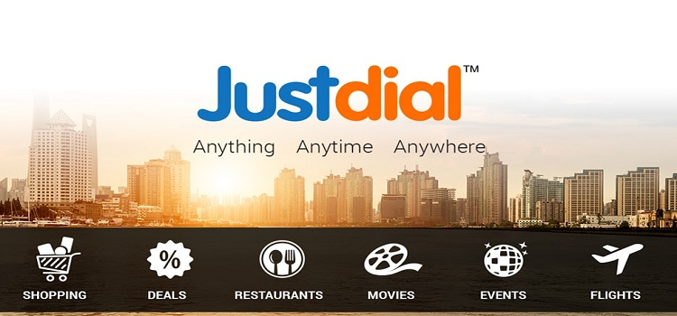 Justdial offers