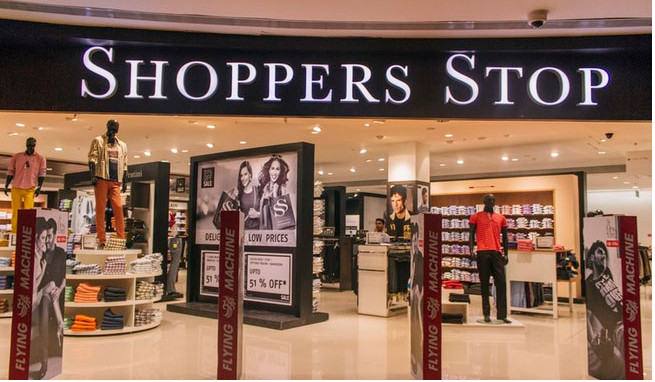 Shoppers Stop Bank offer