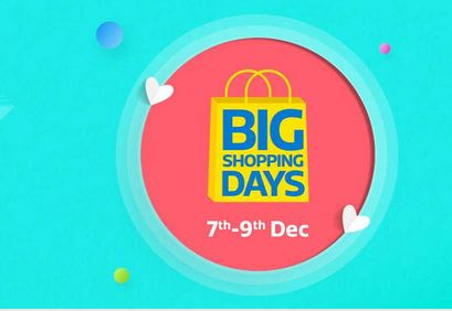 c55f6a3d5b728c Flipkart Big Shopping Days Sale April 2019  80% + Extra 10% Off » Promo Code