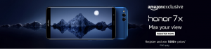 Honor 7X mobile